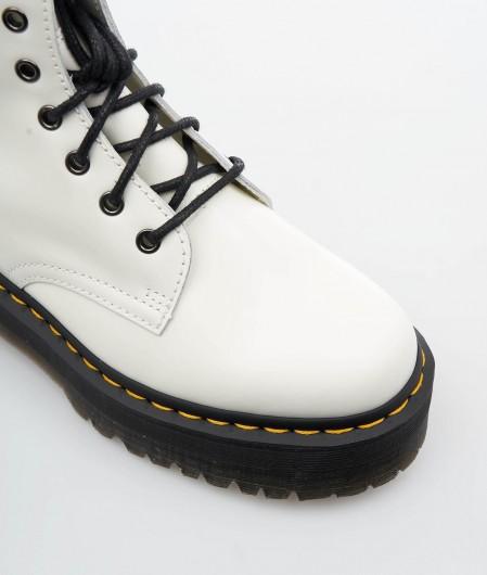 "Dr. Martens Boots Platform ""Jadon"" Weiß"