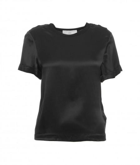 Guess T-Shirt in Seide Schwarz