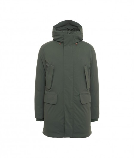 """Save the Duck Arctic Parka """"Wilson"""" Olive"""