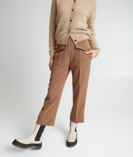 """Nine in the morning Chino """"Lucy"""" Beige"""