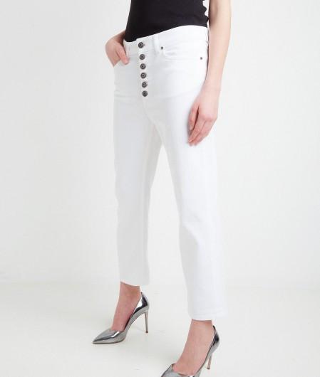 "Dondup Jeans ""Koons"" Weiß"