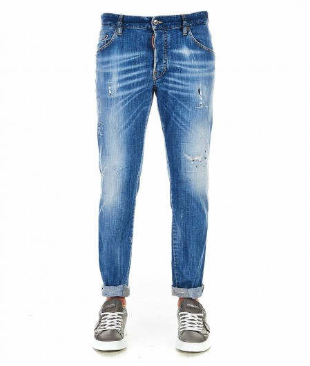 "Dsquared2 Jeans ""Skater"" blue"