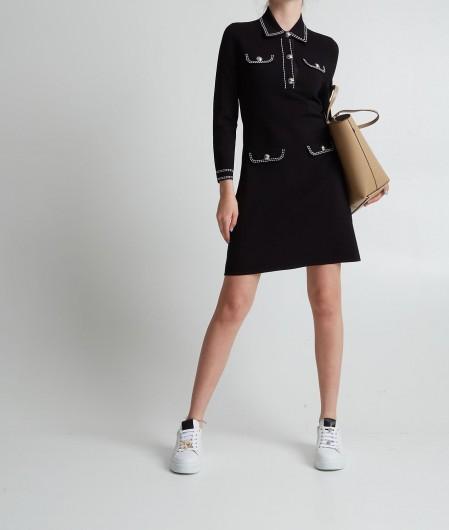 Michael Kors Polo dress black