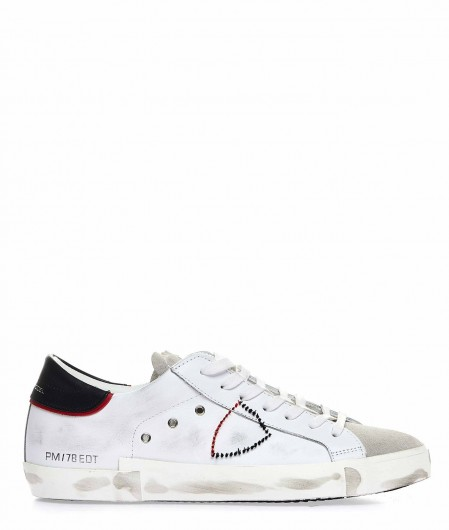 "Philippe Model Sneaker ""Paris L"" white"