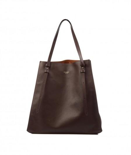"Avenue67 Shoulder Bag ""Aurora"" Dunkelbraun"