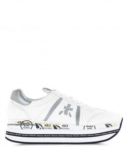 "Premiata Sneaker ""Beth"" white"