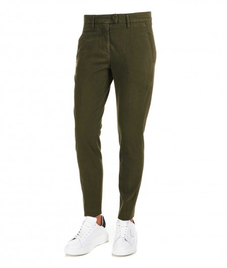 Dondup Pantalone Perfect oliva