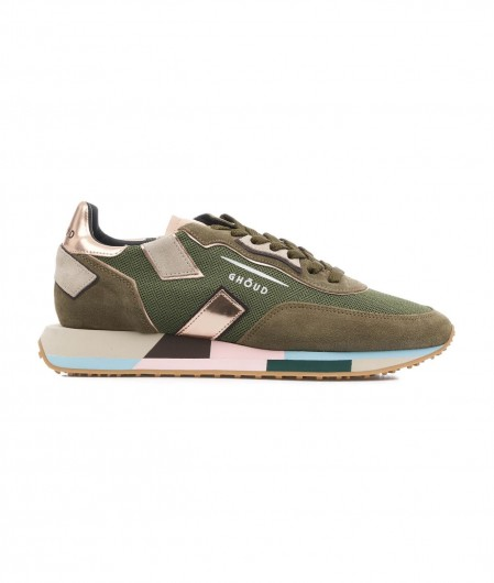 "Ghoud Sneakers ""Rush low"" Grün"