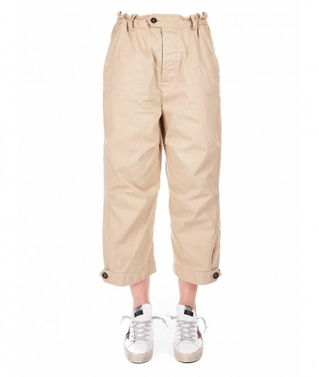 Dsquared2 Cargo-style jeans beige