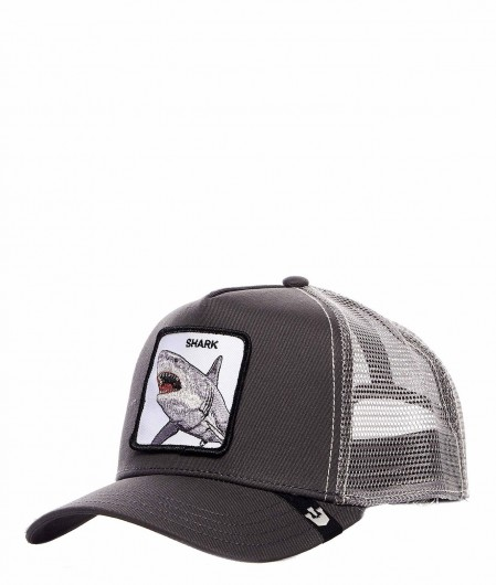 "Goorin Bros Baseball Cap ""Shark"" gray"