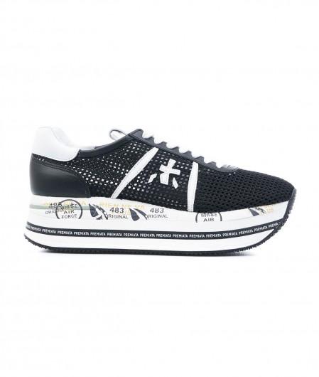 "Premiata Sneakers ""Beth"" Schwarz"