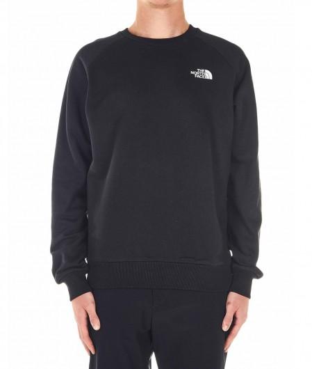 The North Face Sweater mit Logo Schwarz