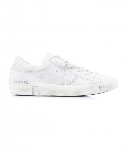 "Philippe Model Sneaker ""Prld"" Schwarz"