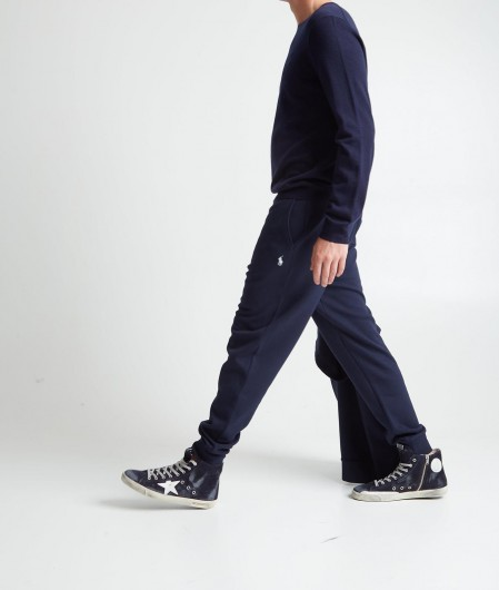 Polo Ralph Lauren Sweat jacket with zip navy