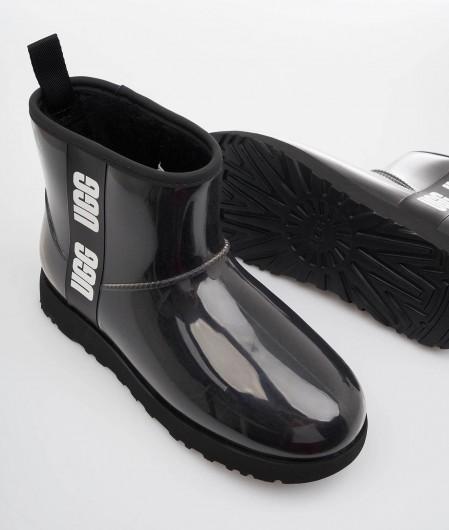 "UGG  Boots ""Classic Clear Mini"" Schwarz"