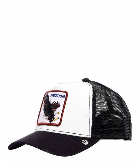 "Goorin Bros Baseball Cap ""Freedom"" black"